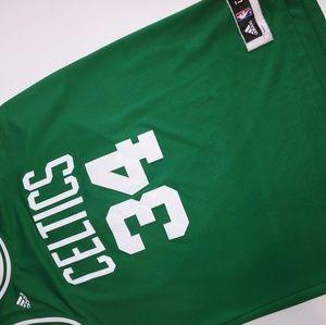 NBA Celtics 34 Pierce Jersey L